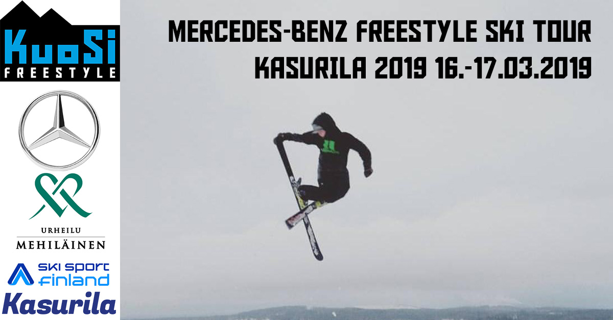Mercedes- Benz Freestyle Ski Tour Kasurila kilpailukutsu